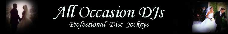 All Occasion DJs Logo